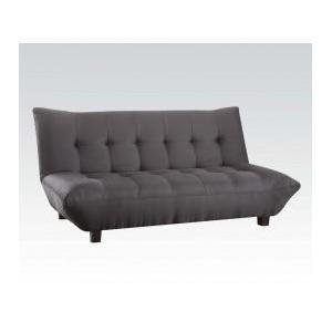 Acme Furniture Inc - Black Adjustable Sofa