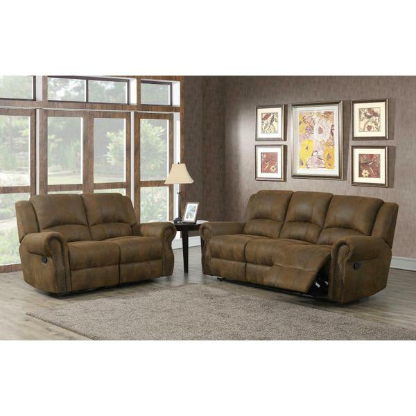 See Details - Sir Rawlinson Brown Two-piece Living Room Set