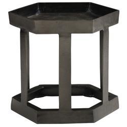 Benson Hexagon Chairside Table