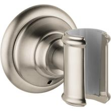 Brushed Nickel Handshower Holder
