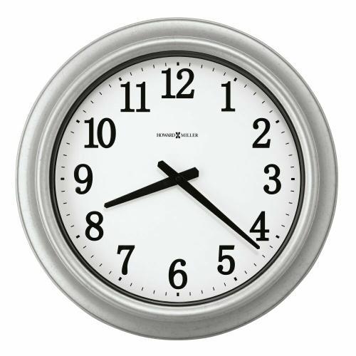 Howard Miller Stratton Oversized Outdoor Wall Clock 625686