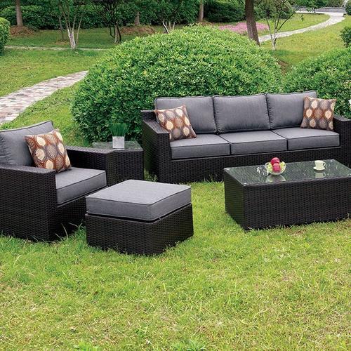 Helina 8 Pc. Patio Sofa Set