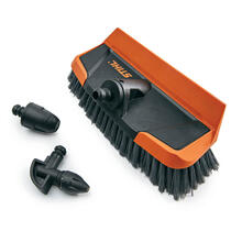 The ultimate vehicle-cleaning attachment kit for your STIH electric pressure washer