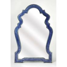 Having a mirror in any room is a great way to let the light bounce around, opening up the room, and allowing you to check you look -mirrors are essential accents. Take this one for example: Taking on an eye-catching arched silhouette, its frame is crafted