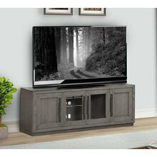 PURE MODERN 63 in. Door TV Console