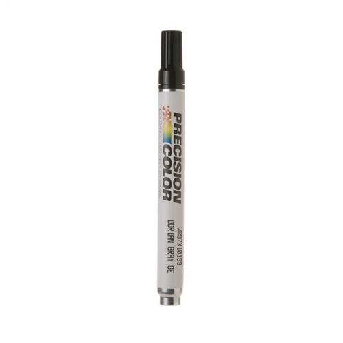 Refrigerator dark gray touch-up paint pen for fine scratches in cabinet