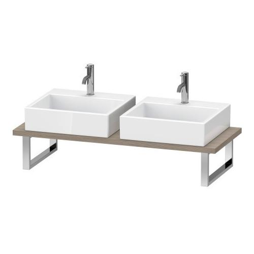 Product Image - Console For Above-counter Basin And Vanity Basin, Pine Silver (decor)