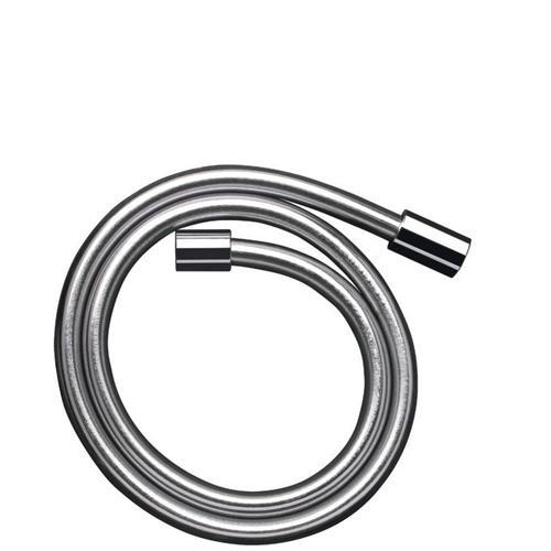 Chrome Metal effect shower hose 1.60 m