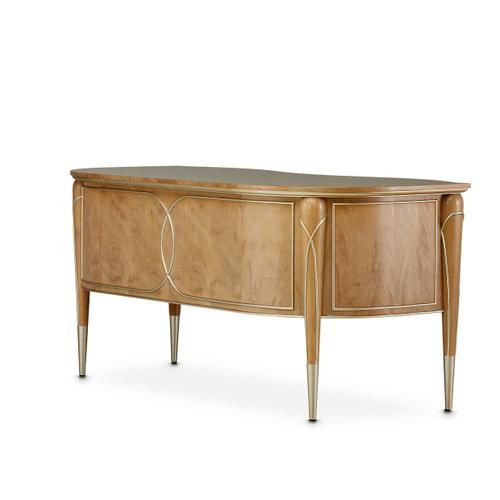 Villa Cherie Desk Caramel