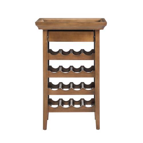 Wine Cabinet - Brown