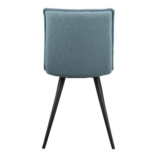 Jojo Dining Chair Tiffany Blue-m2