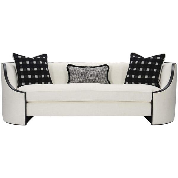 See Details - Reagan Sofa in Noir (707)
