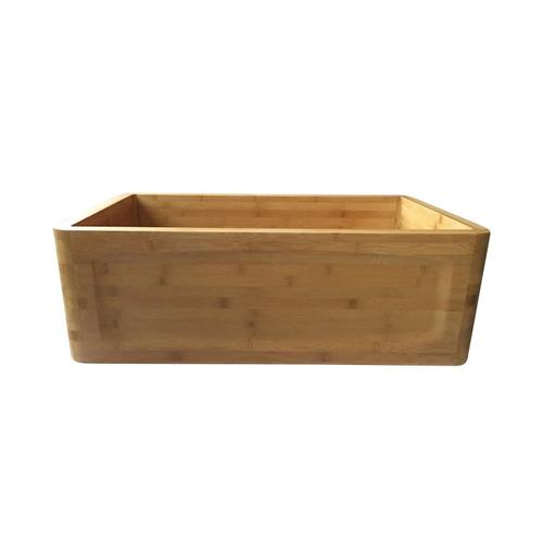 Poco Single Bowl Bamboo Farmer Sink - 30""