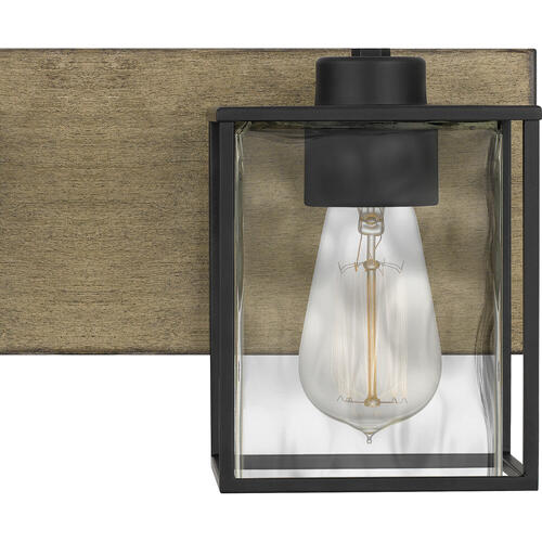 Quoizel - Holsten Bath Light in Matte Black