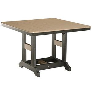 "44"" Square Counter Table"