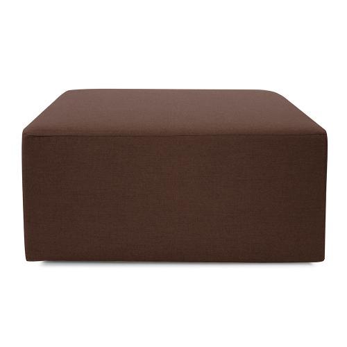 "Universal 36"" Square Seascape Chocolate"