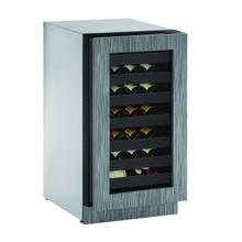 "See Details - 2218wc 18"" Wine Refrigerator With Integrated Frame Finish (115 V/60 Hz Volts /60 Hz Hz)"