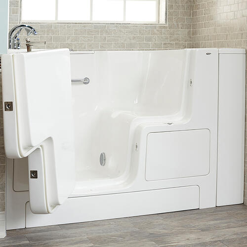 Value Series 32x52-inch Walk-in Tub  Outward Opening Door  American Standard - White
