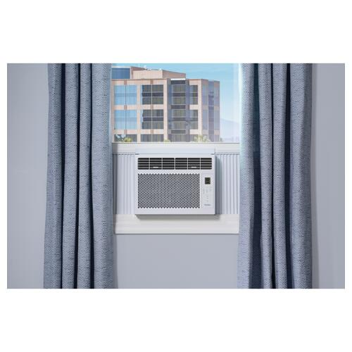 Haier - Haier® 6,000 BTU Electronic Window Air Conditioner for Small Rooms up to 250 sq. ft.