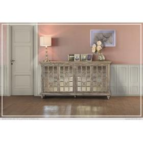 See Details - Console w/4 mirror doors