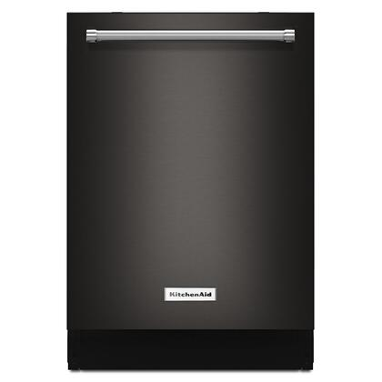 44 dBA Dishwasher with Dynamic Wash Arms and Bottle Wash Black Stainless Steel with PrintShield™ Finish