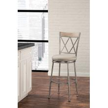 Stewart Indoor/outdoor Swivel Bar Height Stool