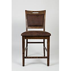 Cannon Valley Uph Back Stool (2/ctn)