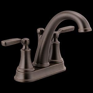 Venetian Bronze Bathroom Faucet Product Image