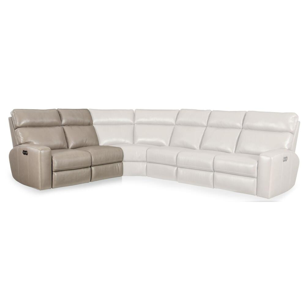 Living Room Mowry LAF Power Motion Loveseat w/ Power Headrest