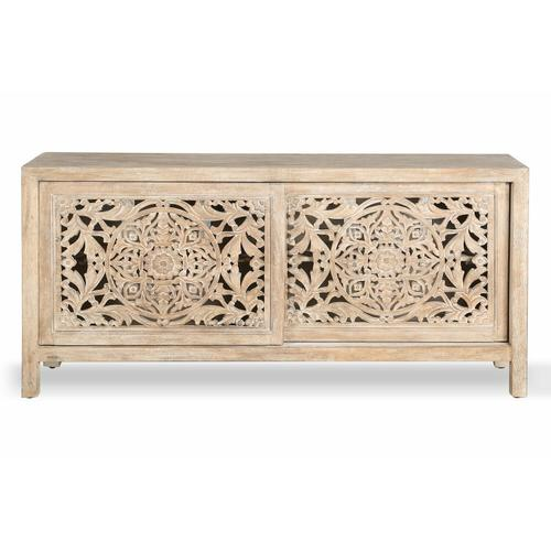 CROSSINGS EDEN 68 in. TV Console