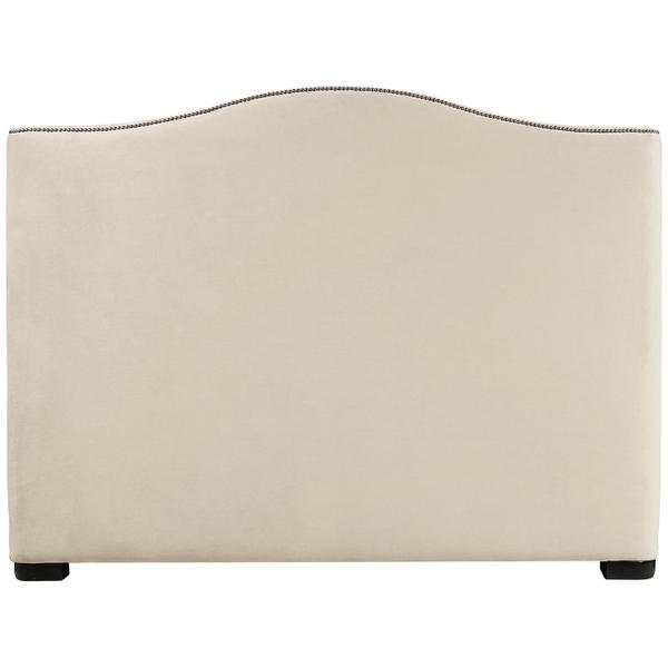 See Details - Queen-Sized Graham Camelback Headboard in Espresso