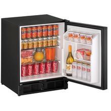 "21"" Refrigerator With Black Solid Finish (115 V/60 Hz Volts /60 Hz Hz)"