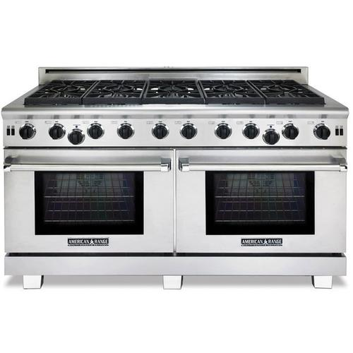 "60"" Cuisine Ranges Natural Gas"