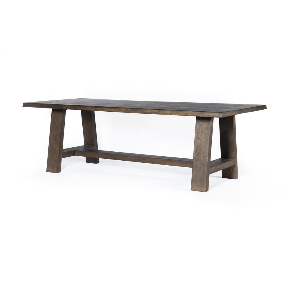 See Details - Glover Dining Table-espresso Oak