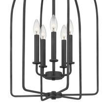View Product - Cornell Pendant in Marcado Black