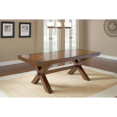 Park Avenue Trestle Dining Table