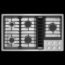 "36"" JX3™ Gas Downdraft Cooktop"