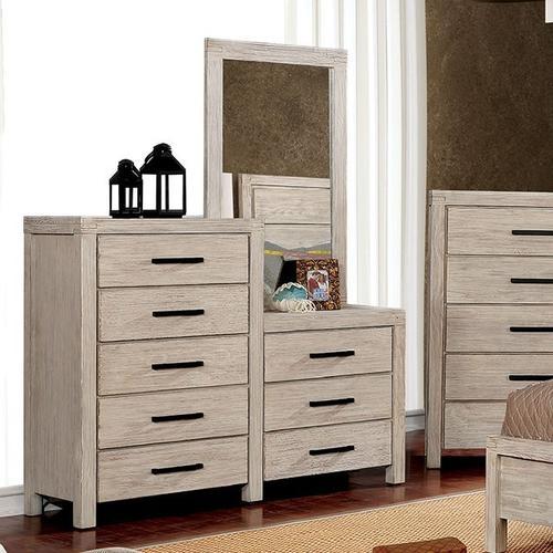 8-Drawer Dresser Mirror Strasburg
