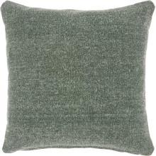 "Life Styles Gt626 Green 18"" X 18"" Throw Pillow"