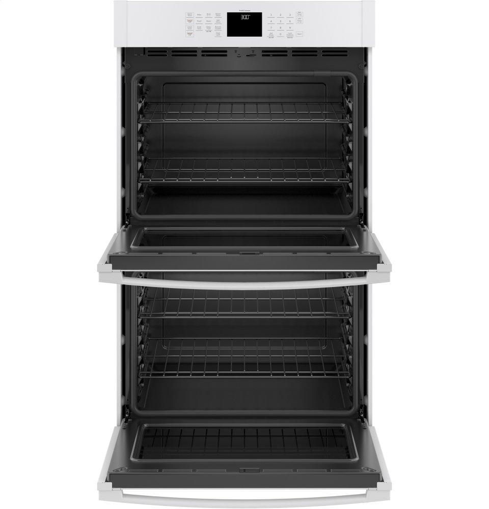 """GE® 30"""" Smart Built-In Self-Clean Double Wall Oven with Never-Scrub Racks Photo #2"""