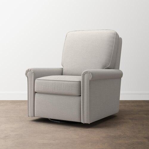 Bassett Furniture - Thompson Swivel Glider