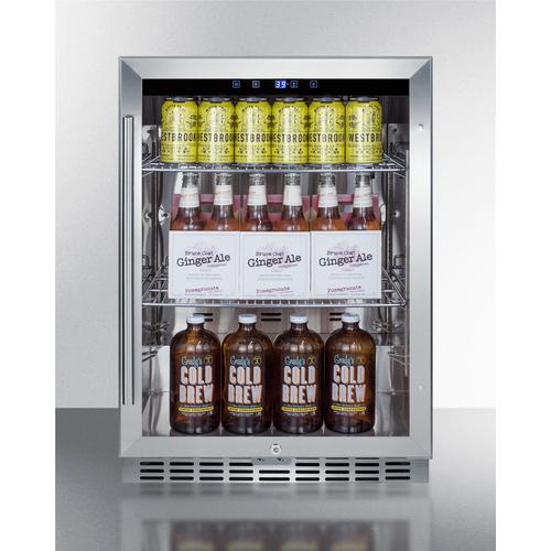 """Product Image - 24"""" Wide Outdoor Beverage Center"""
