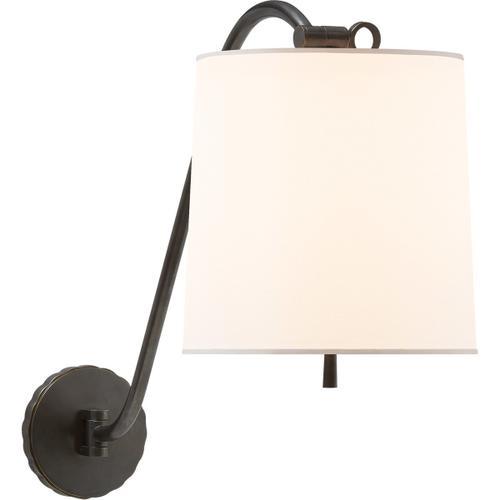 Barbara Barry Understudy 1 Light 10 inch Bronze Decorative Wall Light