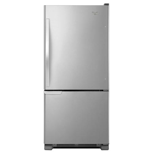 View Product - 30-inches wide Bottom-Freezer Refrigerator with Accu-Chill™ System - 18.7 cu. ft.