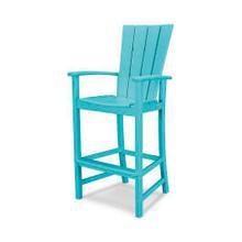 View Product - Quattro Adirondack Bar Chair in Aruba