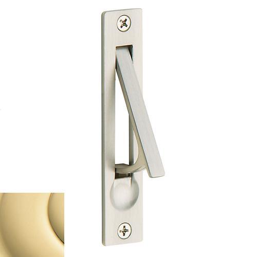 Baldwin - Non-Lacquered Brass Edge Pull