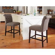 See Details - Upholstered Barstool