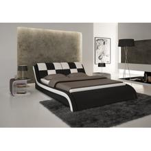 Modrest S613 - Contemporary Eco-Leather Bed