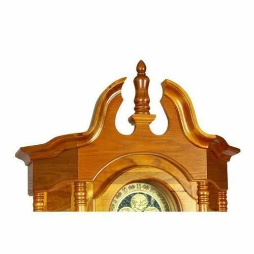 ACME Filmour Grandfather Clock - 01410 - Oak