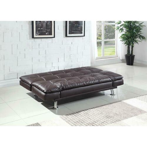 Coaster - Dilleston Contemporary Brown Sofa Bed